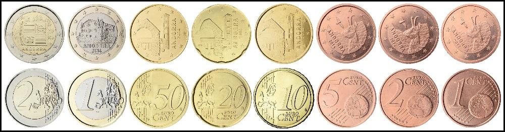 Moneda original de 8 piezas de 2016 17 años, no distribuida-in Monedas no convertibles from Hogar y Mascotas    1