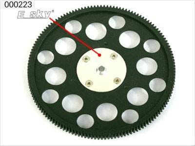 ESKY000223 Main Shaft Drive Gear Set RC Helicopter Parts