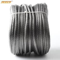 JEELY 100 м 4 мм 12 strand кос параплан буксировочный трос лебедки 3700LB