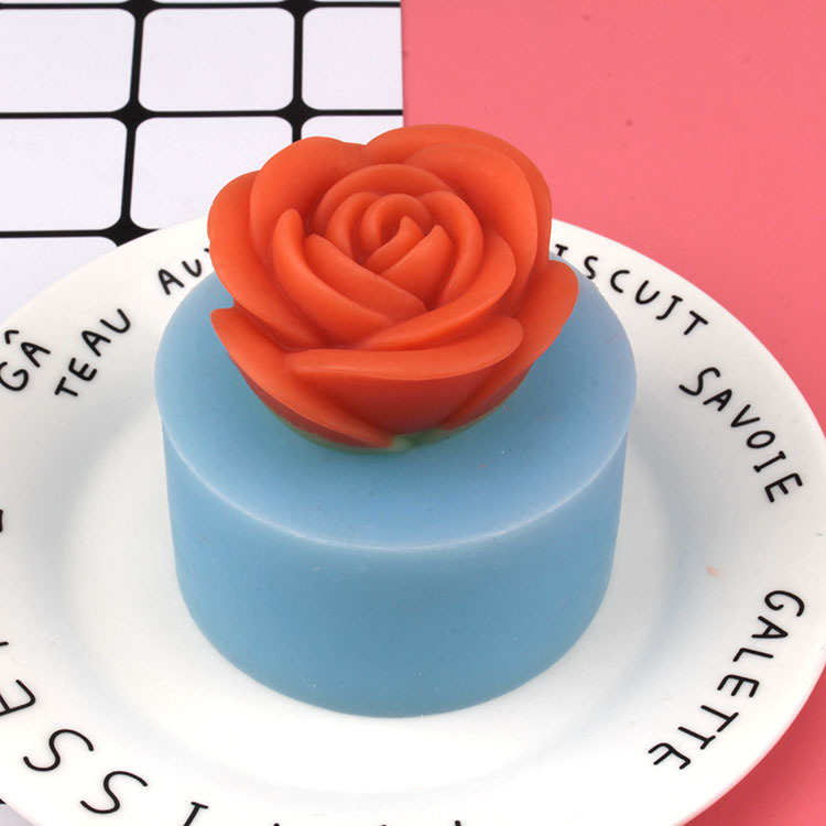 Rose Silicone Soap mold handmade 3d candle mould DIY Craft molds Cake Candy Baking Mould Fondant MoldsRose Silicone Soap mold handmade 3d candle mould DIY Craft molds Cake Candy Baking Mould Fondant Molds