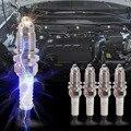 Новый 4 Шт./лот Spark Plug 90919-01221 SK20BGR11 90919 01221 SK20BGR11 Подходит для Toyota Wish MPV