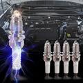 Novo 4 Pçs/lote Spark Plug 90919-01221 SK20BGR11 90919 01221 SK20BGR11 Apto para Toyota Wish MPV