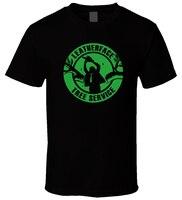 Leather Face Tree Service Texas Chain Saw Massacre 1 Black Men T Shirt Summer O-Neck Tops