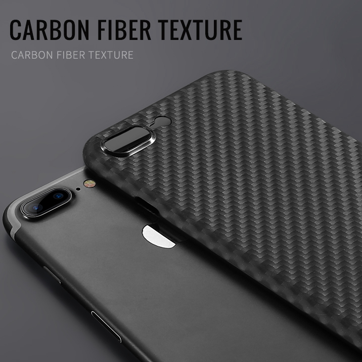 various colors 365eb d0cf9 Full Coverage Carbon Fiber Ultra Thin Men'S Business Phone Iphone 8 7 Cases  Cover For Iphone 7 8 Plus