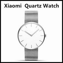 Xiaomi экологической цепь бренд-двадцать семнадцать легкие моды кварцевые часы импортные движения светящиеся стрелки для смарт жизнь