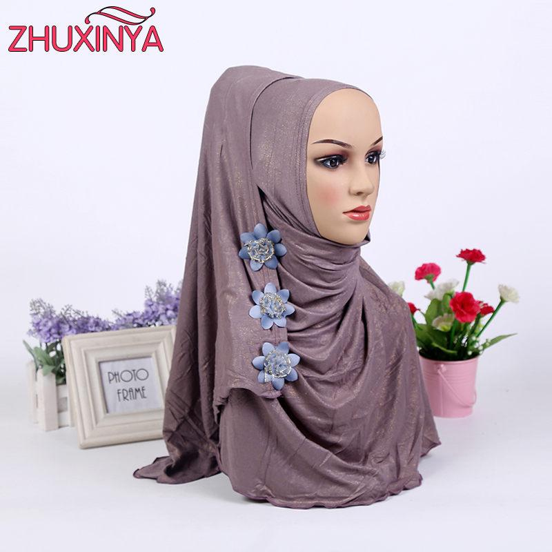2017 high quality new arrival cotton turkish hijab styles hijab malaisien islamic clothing for women s