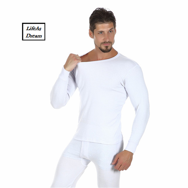 2ef775f569c7 Hot Pajamas Winter Warm Thermal Underwear Mens Long Johns Sexy Black  Thermal Underwear Sets Thick Plus Velet Long Johns-in Long Johns from Men's  Clothing ...