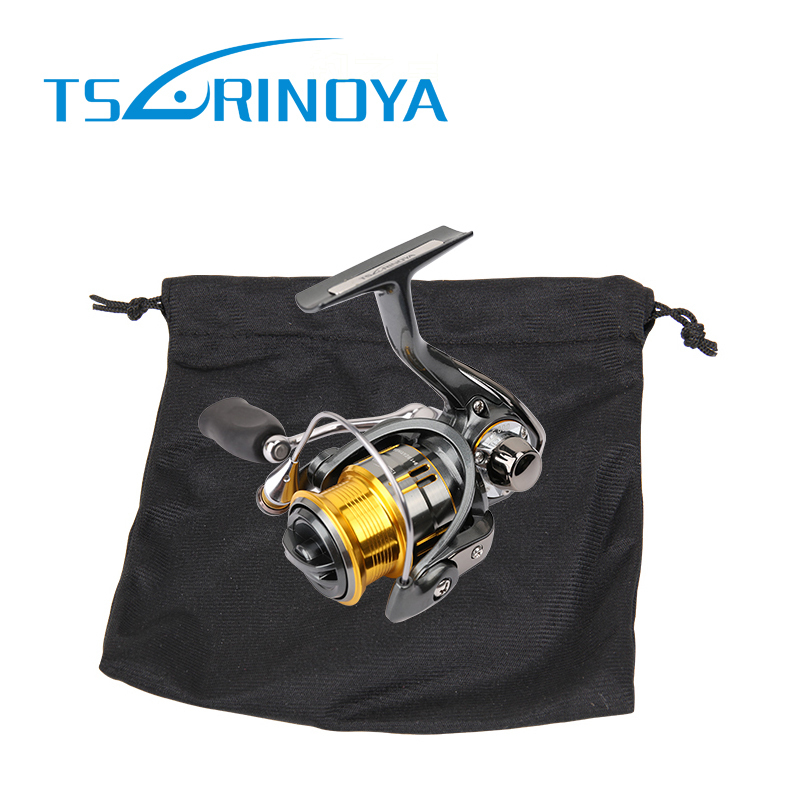 Tsurinoya FS 800 1000 2000 Ultra Light Spool Carp Fishing Spinning Reel Surfing Bait Freshwater Saltwater Spinning Fishing Reels - 6