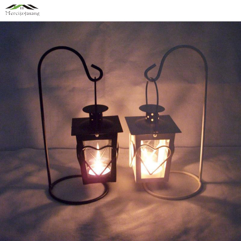 Metal Bird Cage Wedding Candle Holder Lantern Morocco Vintage Small Lanterns For Candles Decorative Cages Moroccan