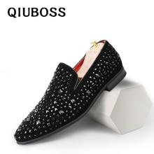 Online Get Cheap Black Rhinestone Dress Shoes Men -Aliexpress.com ... 6ccf9106bea