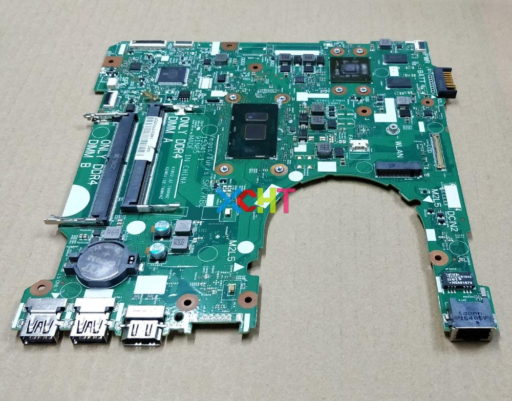 Image 5 - for Dell Inspiron 14 3467 XT2G4 0XT2G4 CN 0XT2G4 15341 1 91N85 w i3 6006U CPU Laptop Motherboard Mainboard Tested-in Laptop Motherboard from Computer & Office