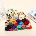 2016 Шелковые Шарфы Сплошной цвет шали все матч женской ультра длинный марка зима шарф женщины конфеты цвет мыс WJ8007