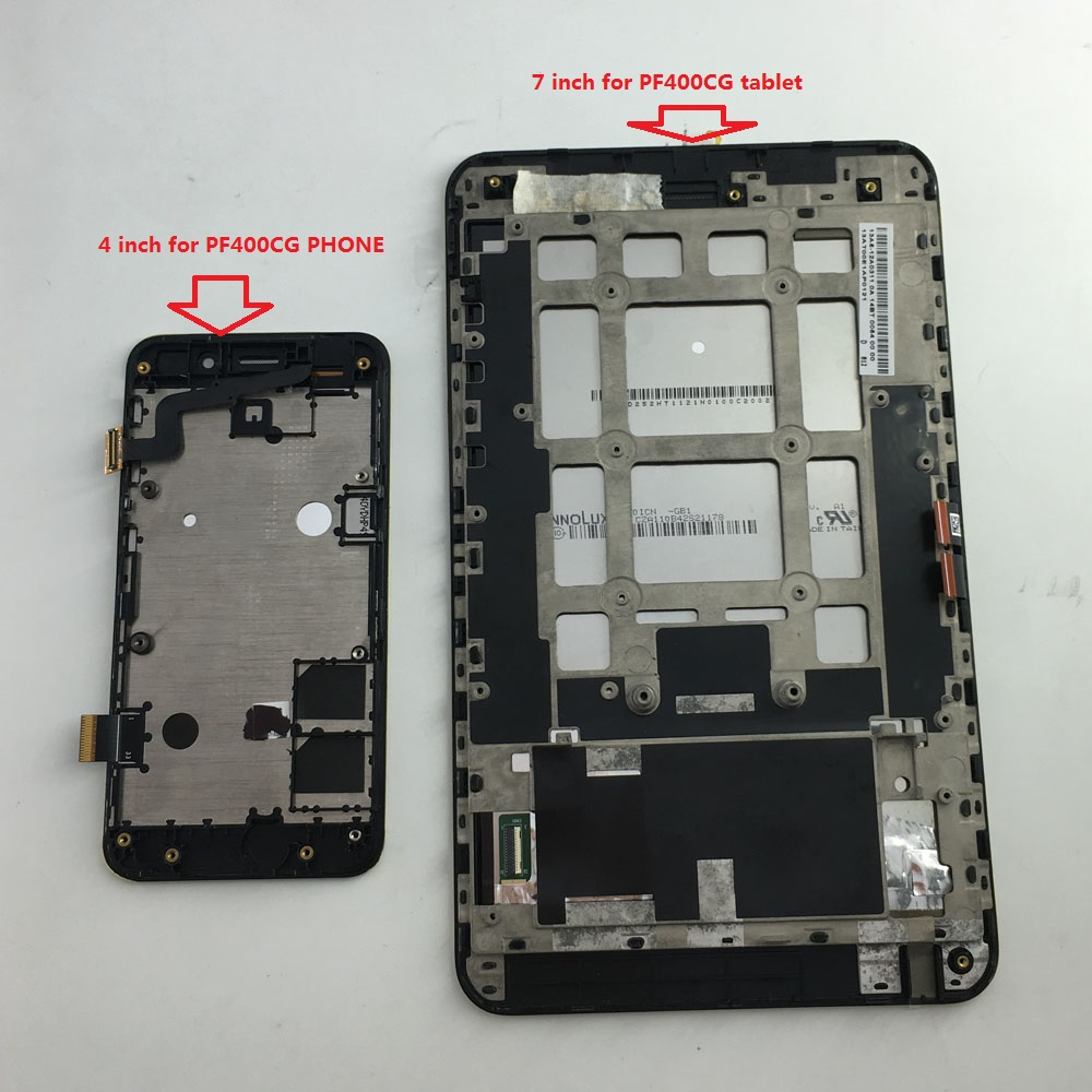 B080EAN02.0 Touch LCD Screen Assembly BLACK NEW For Asus MeMO Pad 8 ME180A K00L