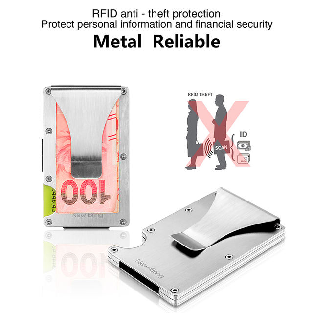 RFID Wallet Theft Protection