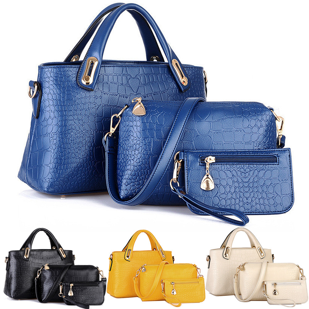 AutumnFall Fashion Women Handbag Shoulder Bag Leather Messenger Bag Satchel Tote Purse