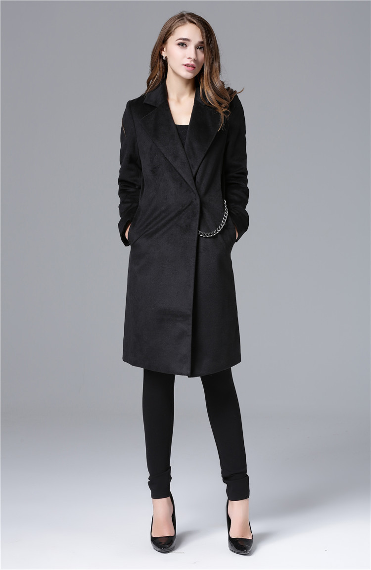 Popular Extra Long Wool Coat-Buy Cheap Extra Long Wool Coat lots