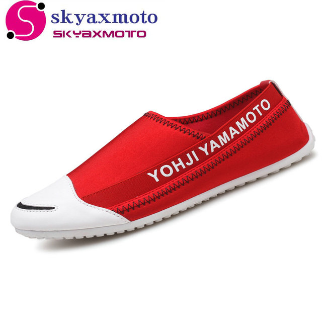 skyaxmoto Canvas Shoes Men Brand New Arrival Men Breathable Fashion Casual Shoes Casual Shoes Men Loafers