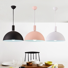 Modern LED Pendant Light Nordic Loft Lamp Vintage Minimalist Indoor Kitchen Dining Room Home Lighting Decor E27
