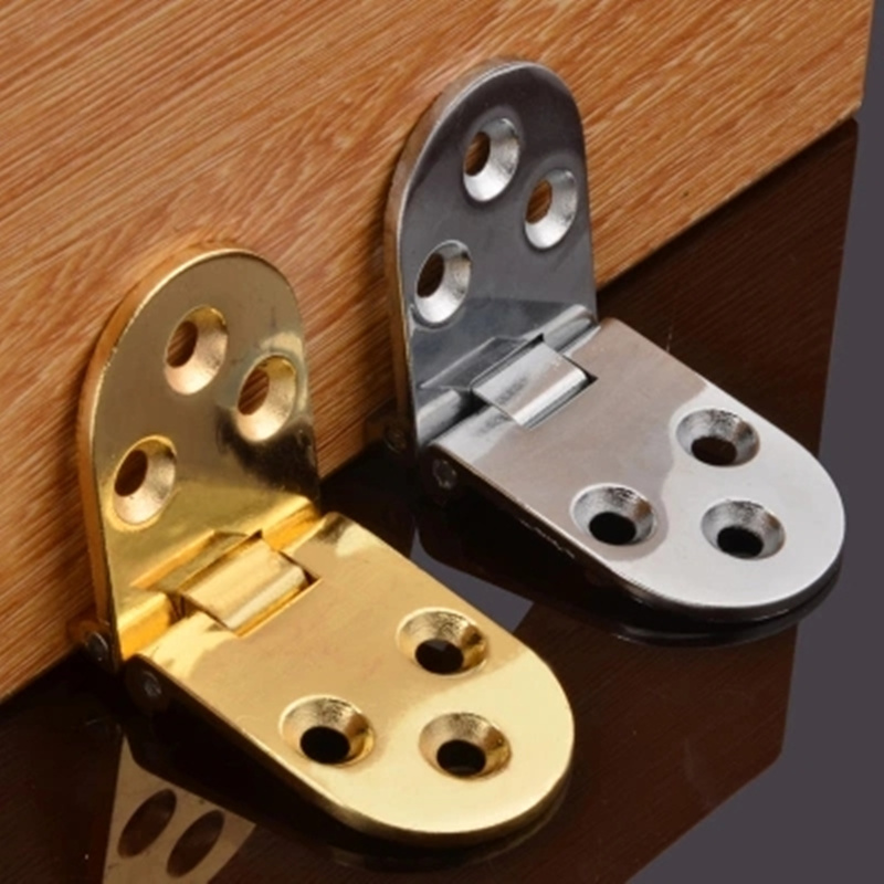 2pcs 180 degree plane folding Table hinge Cabinet Door ...