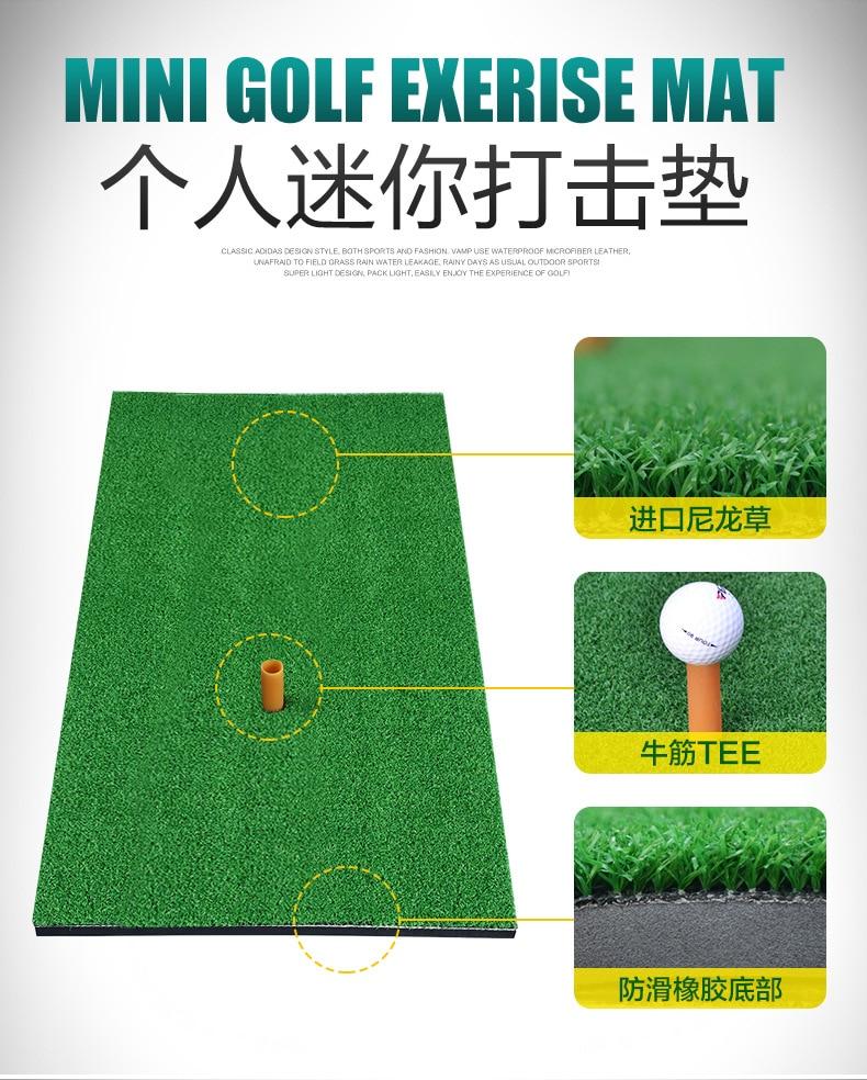 High quality font b Golf b font exercise mats font b Golf b font Training pad
