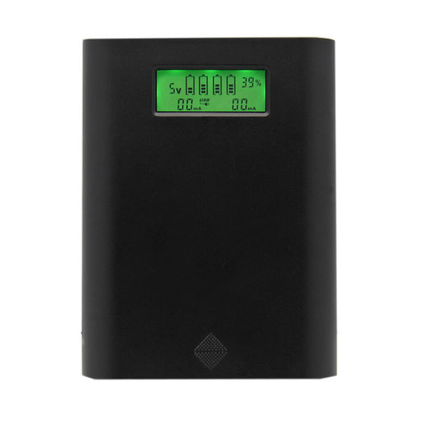 SoShine E3S 4x 18650 Battery with LCD Display Power Bank Charger for iPhone for Samsung Mobile USB Portable Lighting Accessories