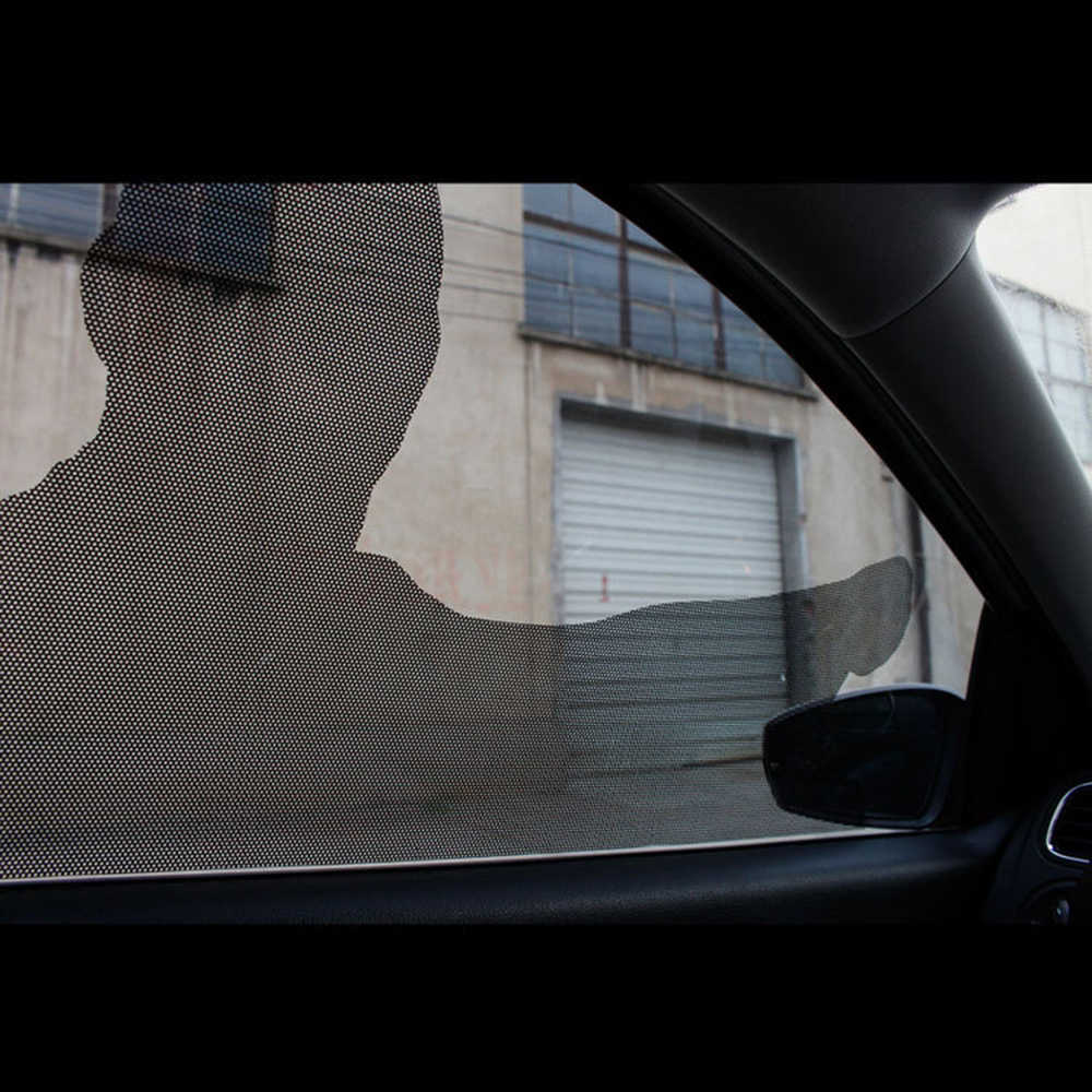 Car-styling Fast & Furious Paul Walker Vin Diesel Car Window Sticker Glass Accessories Main Drive Perspective for Alfa Romeo 156