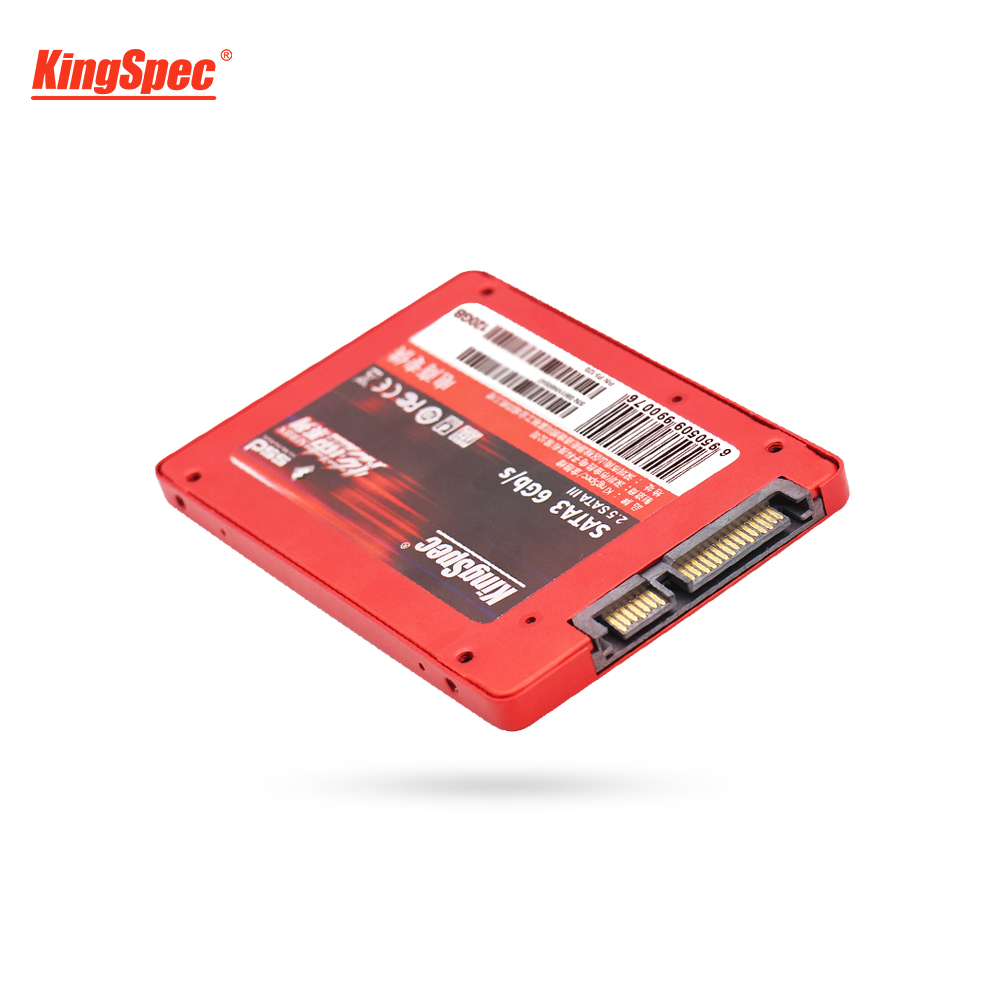 "KingSpec SATAIII 2.5 Inch Hard Disk SSD 120GB Internal Solid Disco Duro SSD Hard Drive HDD 2.5"" SATA For Laptop Notebook Desktop"