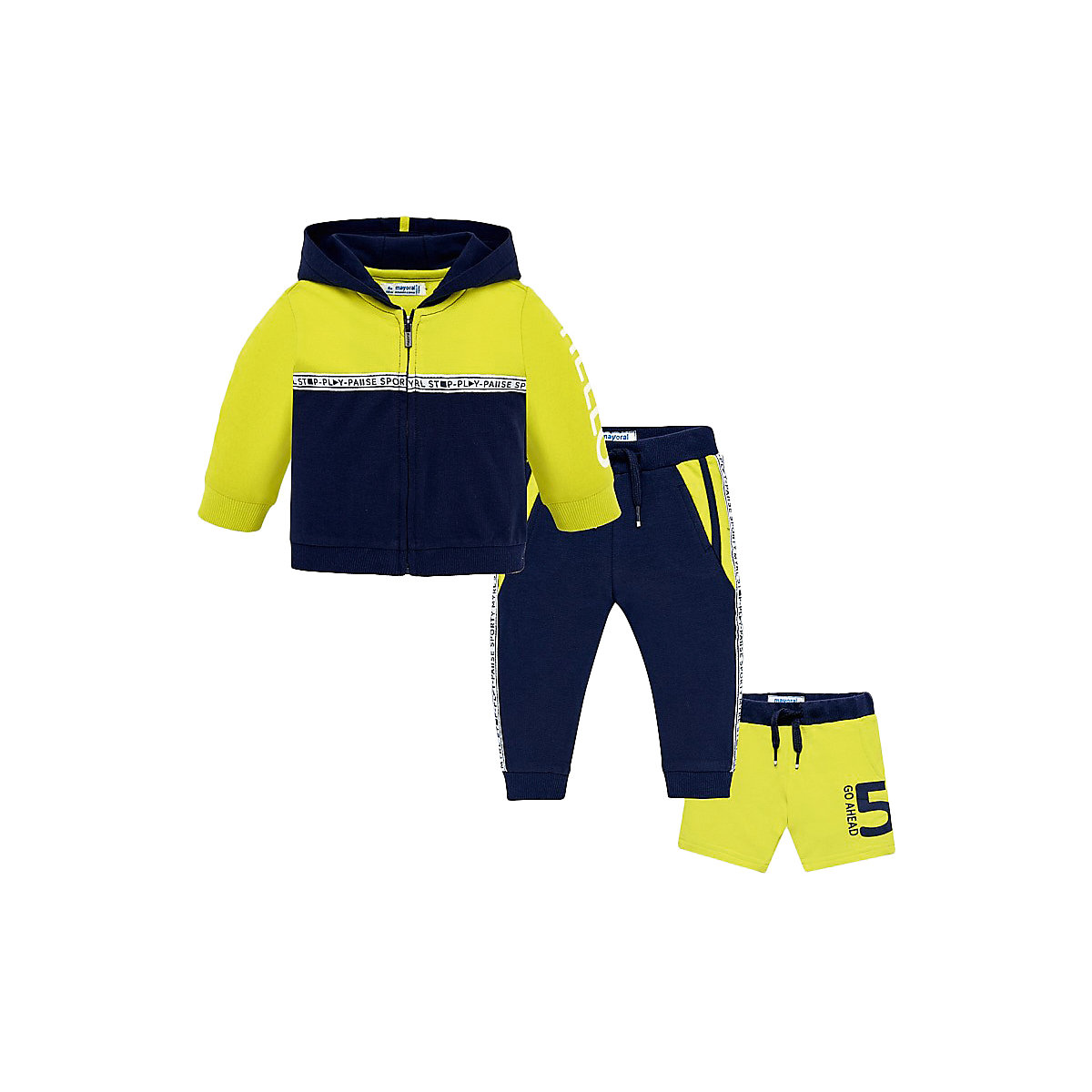 Children Two-Piece Suits Mayoral 10685162 Children Sportswear Accessories Costumes For The Child