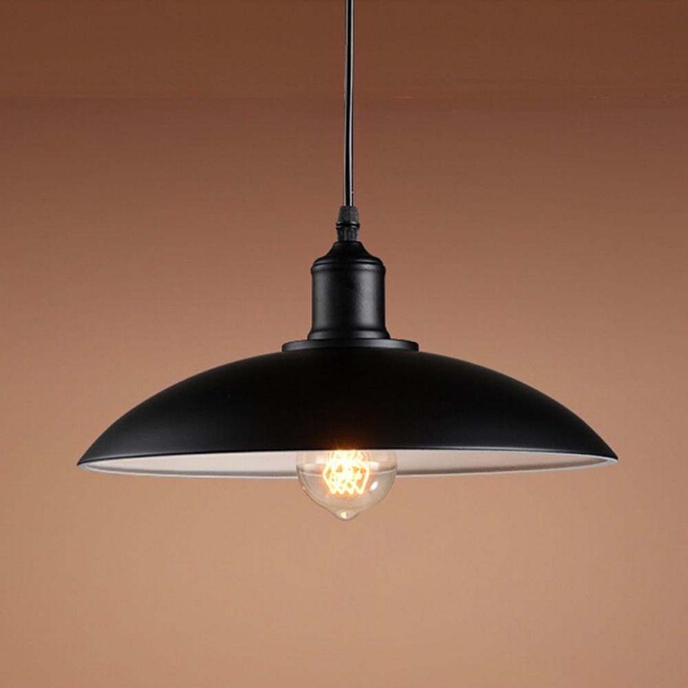 где купить Nordic Loft Pendant Light Retro Industrial Restaurant Bar Cafe Pendant Lamp Vintage American Country Mental Hanging Lamps по лучшей цене