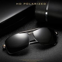 New HD Polarized Sunglasses Women Men Outdoor Driving High Quality Goggles Brand Design Male Pilot Sun Glasses Gafas de sol polarized sunglasses hd lens eyes protect pilot sun glasses men woman unisex high quality driving goggles oculos de sol s749