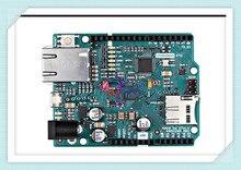 Italian original Leonardo ETH Controller Board for Arduino without PoE version, 7~12V ATmega32u4 W5500 TCP/IP Embedded Ethernet