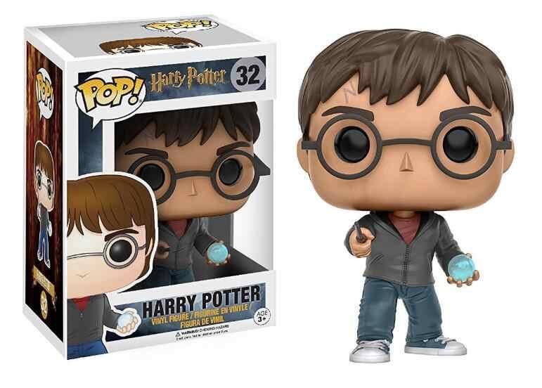 FUNKO POP оригинальные коллекционные куклы Гарри Поттера игрушки Гарри Поттера и философского камня фигурки мальчиков Игрушки