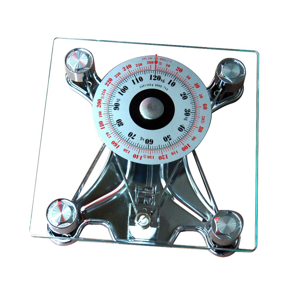 Mechanical Bathroom Household Scale Body Scale Toughed Glass  In Bathroom  Scales From Home U0026 Garden On Aliexpress.com | Alibaba Group
