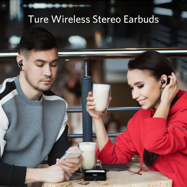 Mifa X3 Wireless Earphones Bluetooth 5.0 Earphone Headset Deep Ture Wireles Stereo Sport Earphone with microphone handsfree call 1
