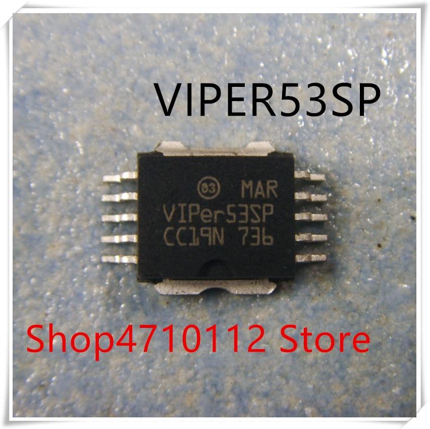 NEW 10PCS LOT VIPER53ESP VIPER53SP VIPER53 HSOP 10 IC
