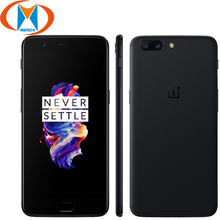 Brand New 5.5 inch OnePlus 5 6GB 64GB Mobile phone 4G LTE Sn