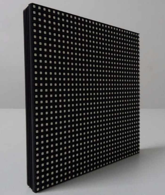 P5mm indoor 32x64 pixel SMD modulo LED; unità di pannello Dello Schermo; dimensione del modulo: 160*320mm; Modalità di Scansione: 1/16 di Scansione, display a led dello schermo