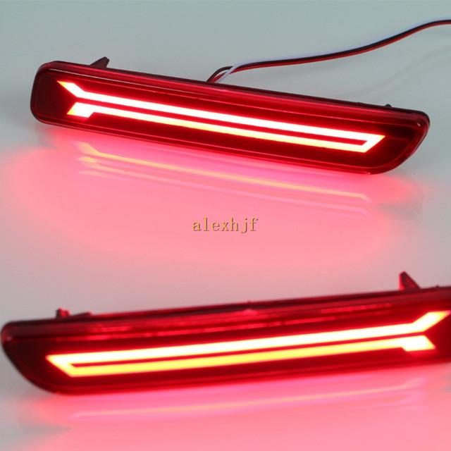 Rei de julho de Guia de Luz LED Llights + Noite de Condução Luzes de Freio para Suzuki SX4 2007 ~ 2017 Vitara 2015 ~ 16