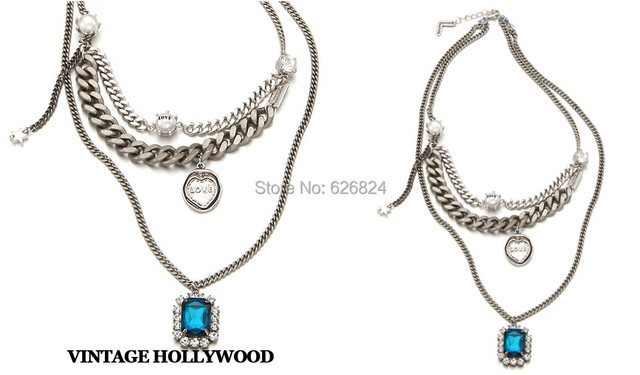 Vintage Hollywood Necklaces