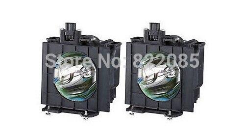 Compatible Projector Lamp Bulbs ET-LAD57W for PT-DW5100L (Dual) / PT-D5700L (Dual) / PT-D5100 (Dual) / PT-D5700 (Dual) replacement projector lamp et lad57 for panasonic pt dw5100 pt d5700l pt d5700 pt d5700e pt d5700el pt d5700u pt d5700ul