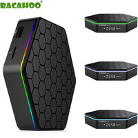 S912 octa-core cortex-A53 RACAHOO Smart TV BOX 2G 16G Bluetooth Wifi 2.4G HD2.0 Dekodera Andorid 7.1 3G 32G 4 K Mediów odtwarzacz