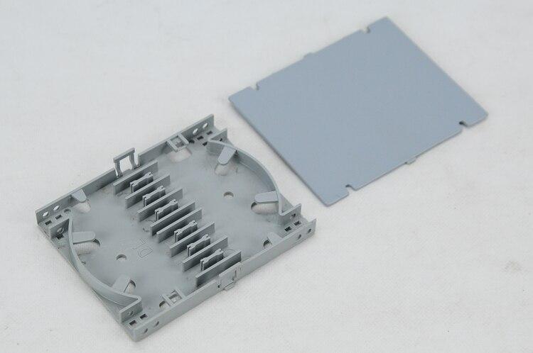 10pcs Small Fiber Splice Tray for 4,6,8,12 Cores fFiber/FTTH Fiber Optics Cassette10pcs Small Fiber Splice Tray for 4,6,8,12 Cores fFiber/FTTH Fiber Optics Cassette