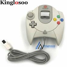 Contrôleur de jeu filaire dorigine pour manette de jeu Dreamcast DC console