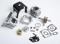 1/5 Rovan 4 bolt 32cc Engine kit fit 1/5 hpi km rv FG Baja 5B 32CC Engine part