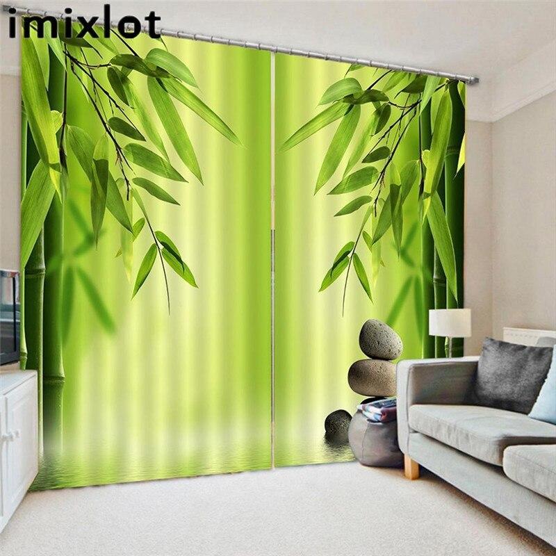 Imixlot 166*150 cm Panel cortinas para dormitorio salón sala de niños patrón de impresión cortina de la ventana Accesorios