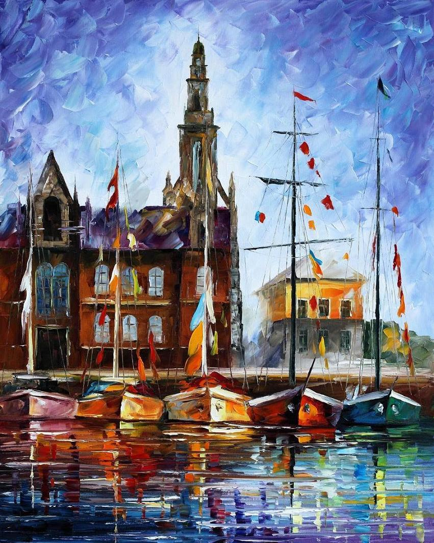 beautiful Painting Home Decor antwerp belgium Colorful oil paintings Canvas Abstract Modern Fine Art High quality Hand painted