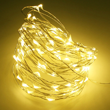 z30 5m 10m led strip light usb powered rgb copper wire holiday string lighting for fairy christmas trees party home light - Usb Powered Christmas Lights