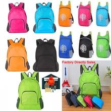 BS Adjustable Waterproof Dustproof Backpack Portable Ultralight Shoulder Protect Outdoor tools Hiking Daypack Nylon