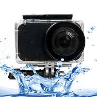 PULUZ For Xiaomi Mijia Camera Case Waterproof 45m Underwater Diving Housing Case Buckle Mount For Xiaomi