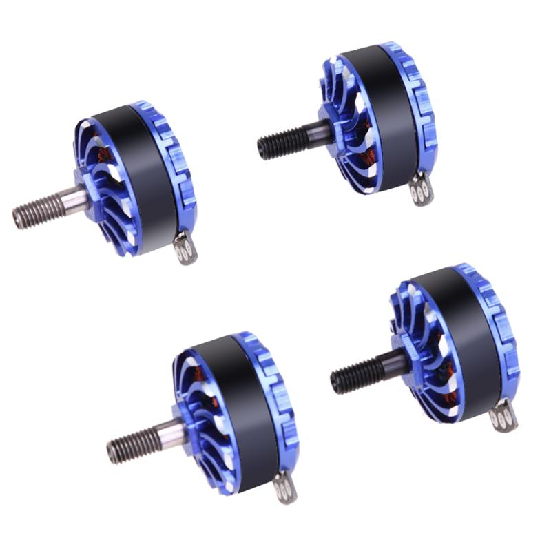 4pcs/set FR2305 2-4S CW/CCW 2450KV Brushless Motor for FPV Racer FR2305 Brushless Motor for 5040 / 5045 Propeller dys mr2205 2700kv brushless motor for multicopter fpv racer quadcopter